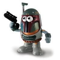 Star Wars Mr. Potato Head Boba Fett - multi