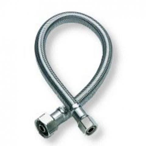 """Fluidmaster B3F16 Fauct Supply, 1/2"""" Compression x 1/2"""" Fip x 16"""""""