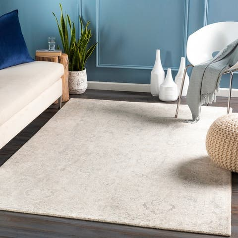 Expresse Traditional Wool Hand-Loomed Area Rug