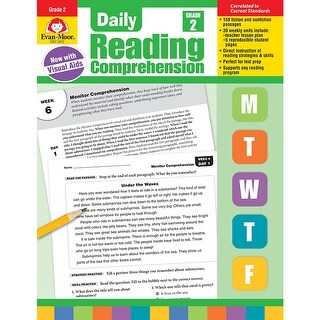Daily Reading Comprehension Gr 2