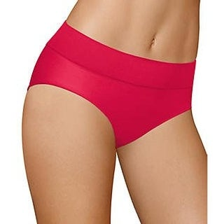 Bali Womens Hipster Mid-Rise Hiphugger Panty