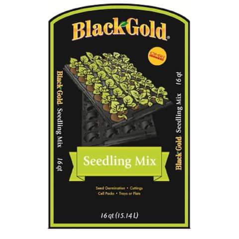 Black Gold Seedling Mix, 16 qt