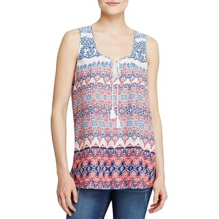 Beach Lunch Lounge Womens Sophie Tank Top Printed Sleeveless (3 options available)