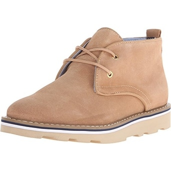 Tommy Hilfiger Womens Prep Leather Closed Toe Ankle Fashion Boots Fashion Boots
