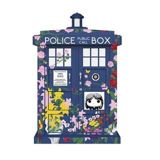 "FunKo POP! Television Doctor Who TARDIS Clara Memorial 6"" Vinyl Figure - Multi"
