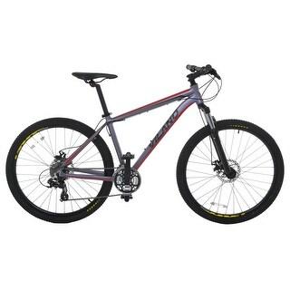 Vilano Deuce 650B Mountain Bike MTB 24 Speed with 27.5 Inch Wheels