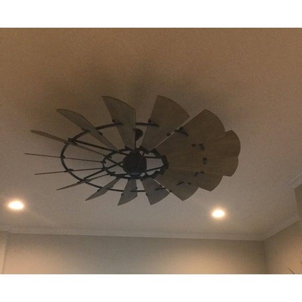 72 windmill ceiling fan light shop windmill 72