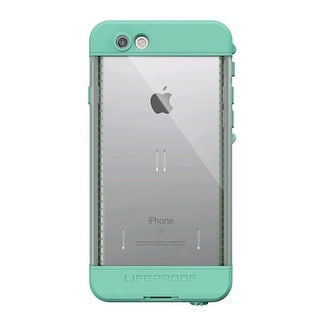LifeProof Nuud Waterproof Case for Apple iPhone 6s - Undertow Aqua