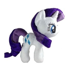 4th Dimension 10.5-inch My Little Pony Rarity Plush Toy