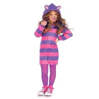 Wonderland Cheshire Cat Cozy Child Costume