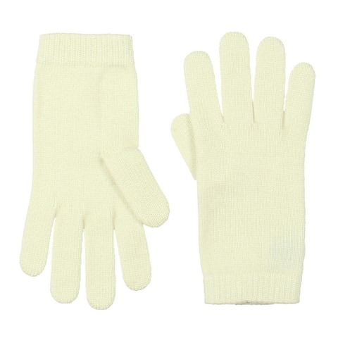 Portolano Women's Cashmere Lightweight Warm Winter Gloves