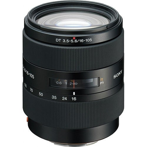 Sony DT 16-105mm f/3.5-5.6 Lens (International Model)