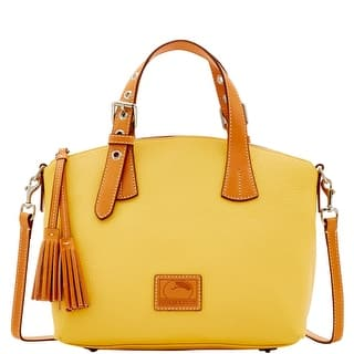 Dooney Bourke Patterson Leather Trina Satchel Introduced By At 268 In