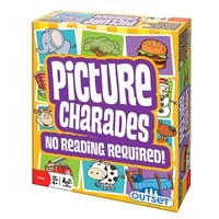 Picture Charades for Kids - No Reading Required! - An Imaginative Twist on a Classic Game Now for Young Children - Multi