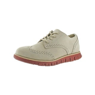 Cole Haan Boys Zerogrand Oxford Wingtip Brogues Youth Lightweight