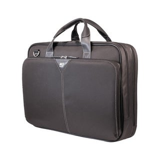 "Mobile Edge Mebcnp1 16"" Laptop Brief Case Black"