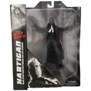 "Sin City Select Deluxe 7"" Action Figure Hartigan"