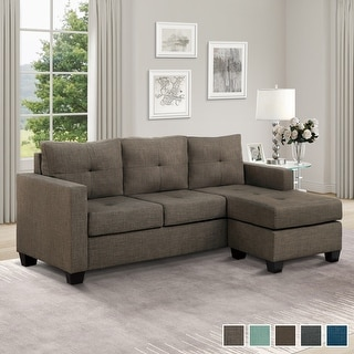 Link to Nadine Reversible Sofa Chaise Similar Items in Living Room Furniture