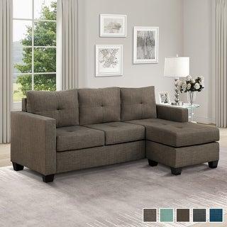 Nadine Reversible Sofa Chaise