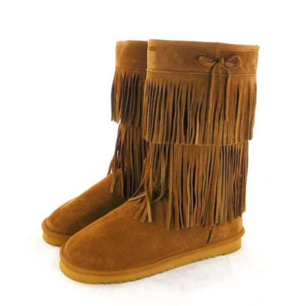 American Rag Womens Senecah Suede Round Toe Ankle Cold Weather Boots
