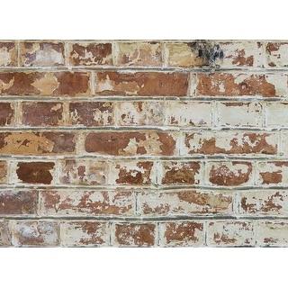 "Brewster CR-67249  25 1/2"" Wide Old Bricks Vinyl Backsplash Panel"