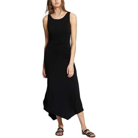 Sanctuary Clothing Womens Hankerchief Hem Midi Dress