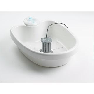 BioEnergizer Detox Foot Spa DeTox Spa System - WHITE