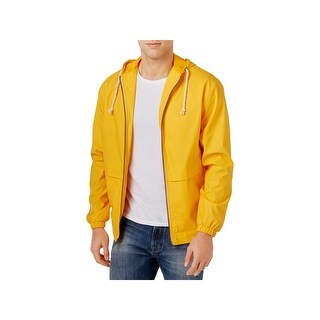 Weatherproof Mens Anorak Jacket Vintage Hooded
