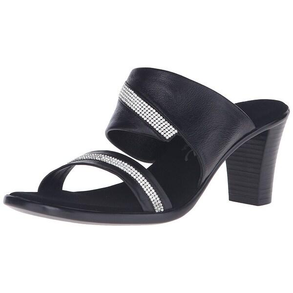 Onex Womens avery Open Toe Casual Slide Sandals