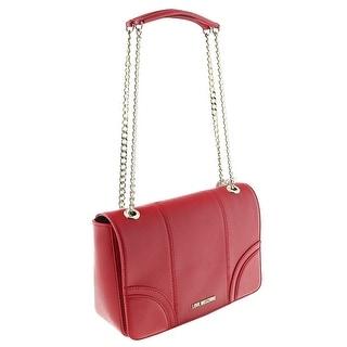 Moschino JC4230 0513 Red Shoulder Bag
