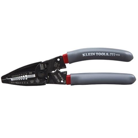 Klein tools klein-kurve wire stripper/crimper multi tool