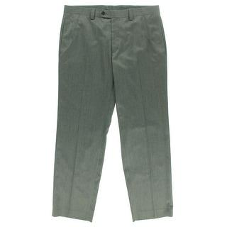 Lauren Ralph Lauren Mens Flat Front Solid Dress Pants - 34/32
