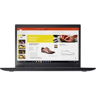 Lenovo 20JS0018US ThinkPad T470s Notebook w/ Intel Core i5 (6th Gen) & 4 GB DDR4 SDRAM