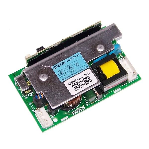 OEM Epson Ballast For: BrightLink 425Wi, 430i, 435Wi, MegaPlex MG-50