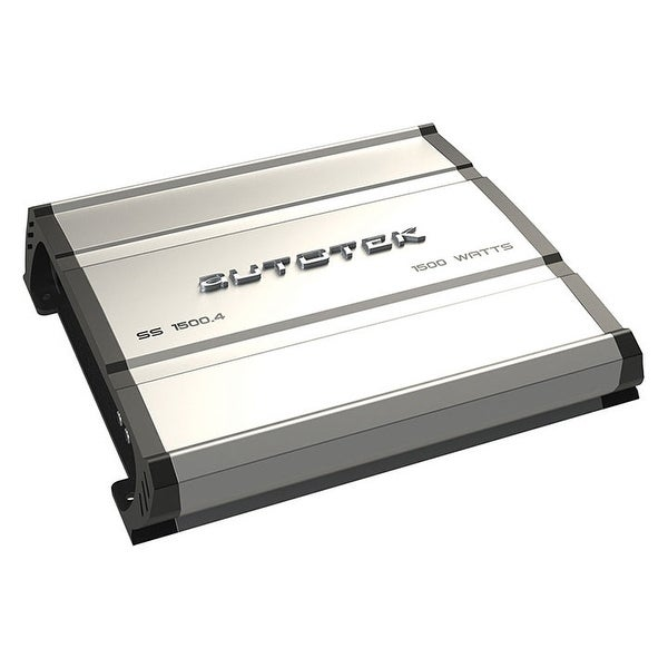 Autotek Super Sport Amplifier 1500 Watt 4 Channel