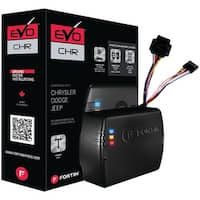 Fortin Evo-Chr.T5 Preloaded Module & T-Harness Combo (Chrysler(R), Dodge(R) & Jeep(R) 2007 & Up Standard Key Vehicles)