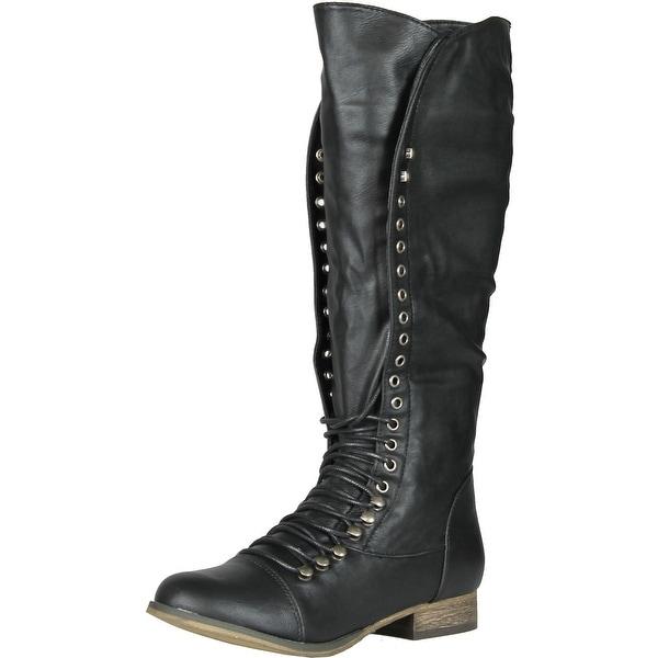 Breckelles Women Georgia-35 Boots