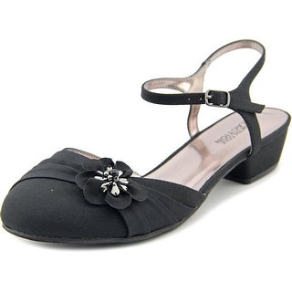 Kenneth Cole Reaction Belle Flower Youth Open Toe Synthetic Sandals