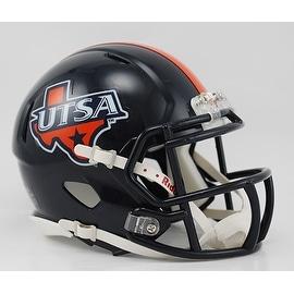 Texas San Antonio Riddell Speed Mini Football Helmet