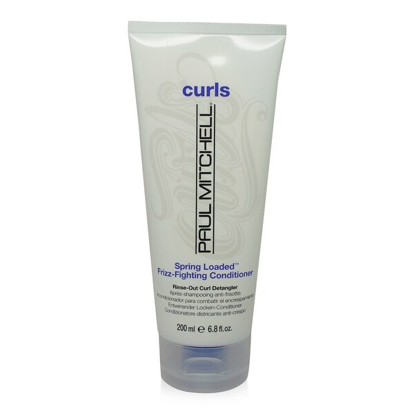 Paul Mitchell Curls Spring Loaded Frizz Fighting Conditioner 6.8 Oz