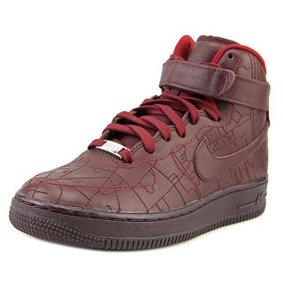Nike Air Force 1 Hi Leather Fashion Sneakers