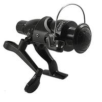 Unique Bargains Unique Bargains Fishing Tackle Gear Ratio 5.5:1 Fishing Reel Spinning Reel for Casting