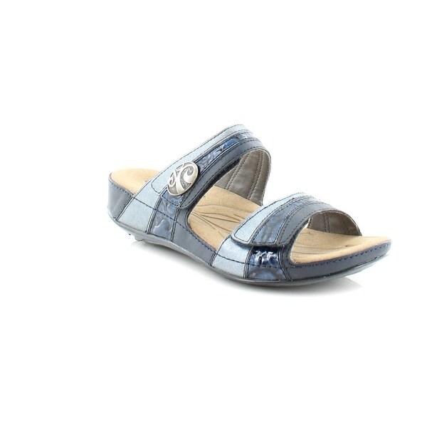 Romika Fidschi Women's Sandals & Flip Flops Denim / Kombi