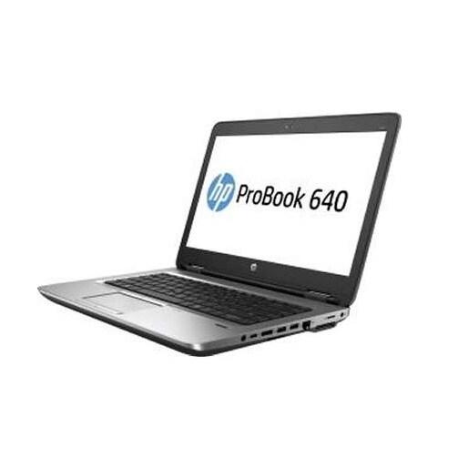 "Hp V1p74ut#Aba Probook 640 G2 14"" Notebook W/ Intel I7-6600U 8Gb Ram 256Gb Ssd"
