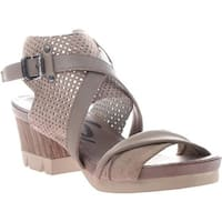 OTBT Women's Take Off Sandal Stone Leather