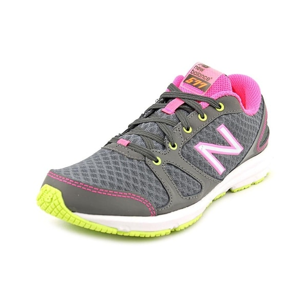 New Balance WX77 Round Toe Canvas Walking Shoe