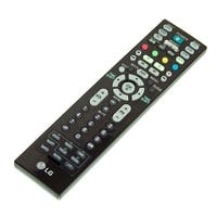 NEW OEM LG Remote Control Originally Shipped With: 42LT75, 42PG6900