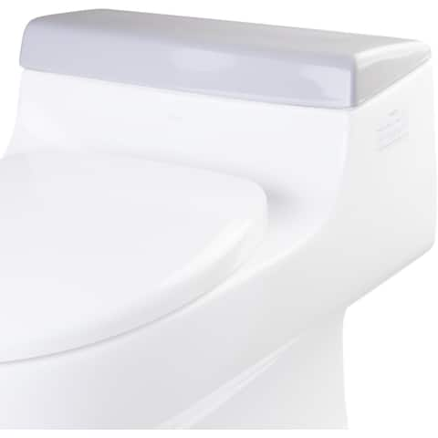 Eago R-352LID Replacement Tank Lid Only - Flushing Mechanism Sold - White