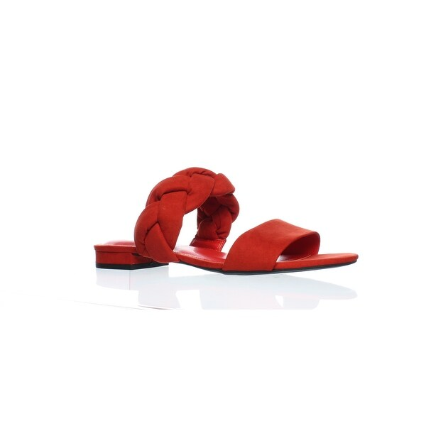 d7743244e Shop Circus by Sam Edelman Womens Danielle Candy Red Slides Size 10 ...