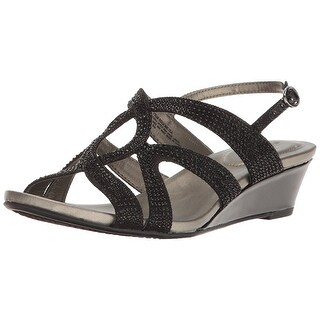 Bandolino Womens GoMeisa Open Toe Casual Slingback Sandals (More options available)